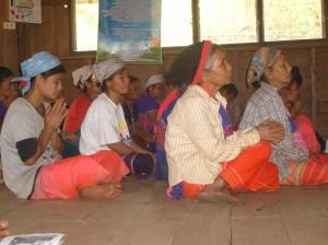 004 faithful praying